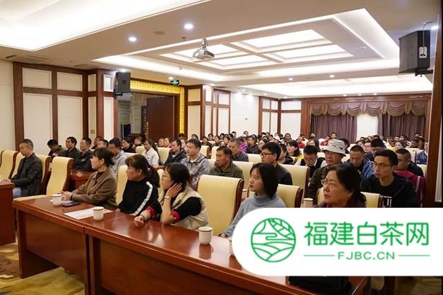 南香茶业2019年度工作总结及展望会议在沧源召开