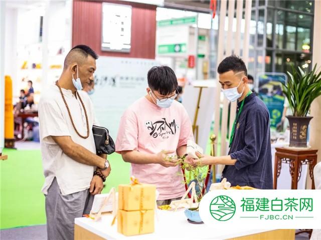 深圳茶博会 没到现场怎么办?一文云逛双陈馆