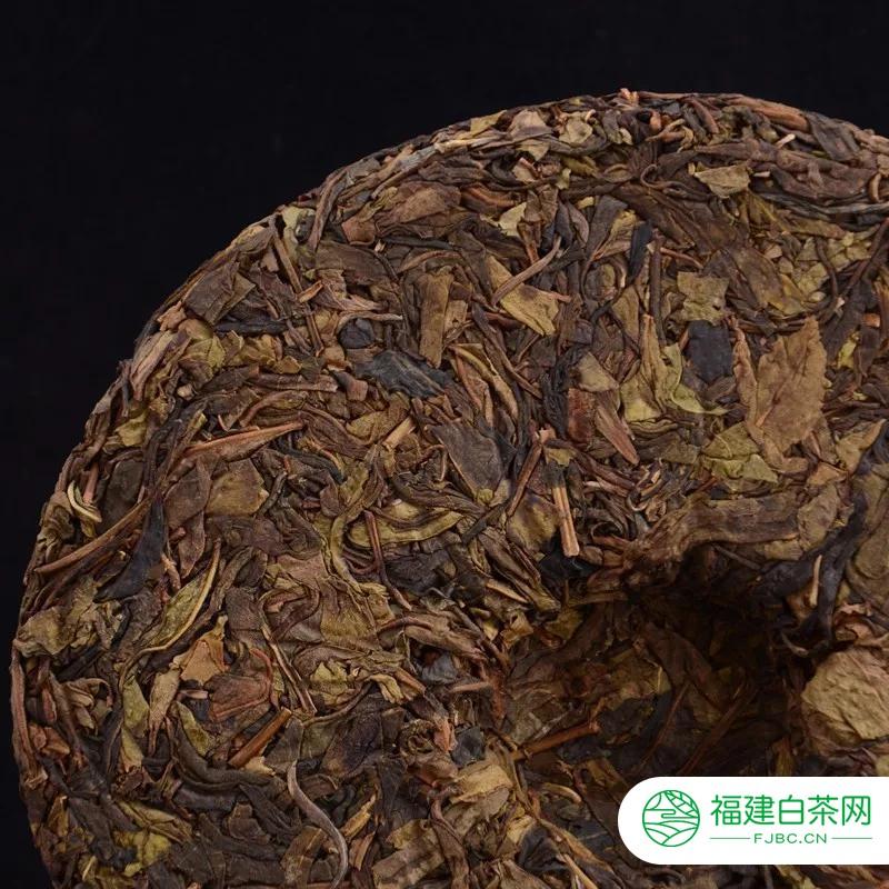易武天门山黄金叶,好喝不贵的普洱茶