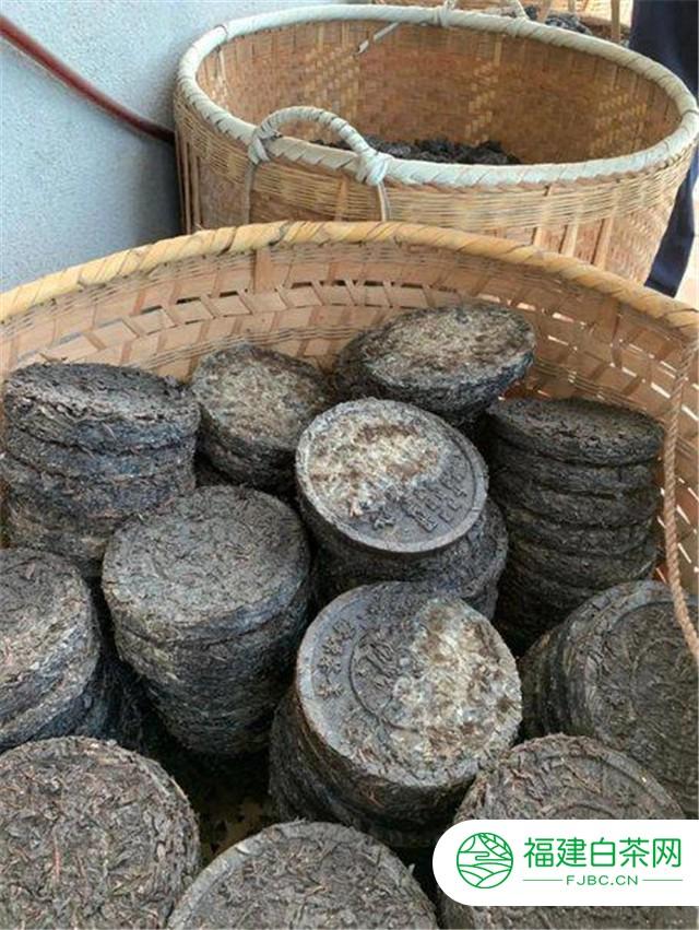 武夷山5万公斤茶叶被洪水浸泡后茶企全部销毁