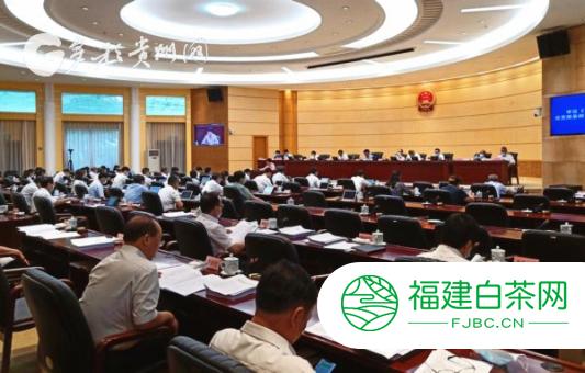 助推高质量发展 贵州首次审议《茶产业发展条例(草案)》