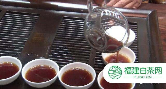 白水清分享专业冲泡普洱老茶技巧,1890年清末向质卿开汤!附视频