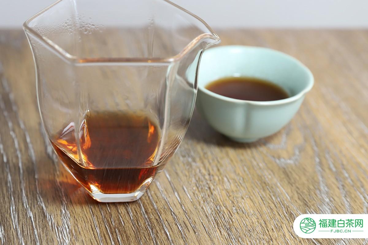 第一款勐麻河定制发酵熟茶鸿蒙开汤