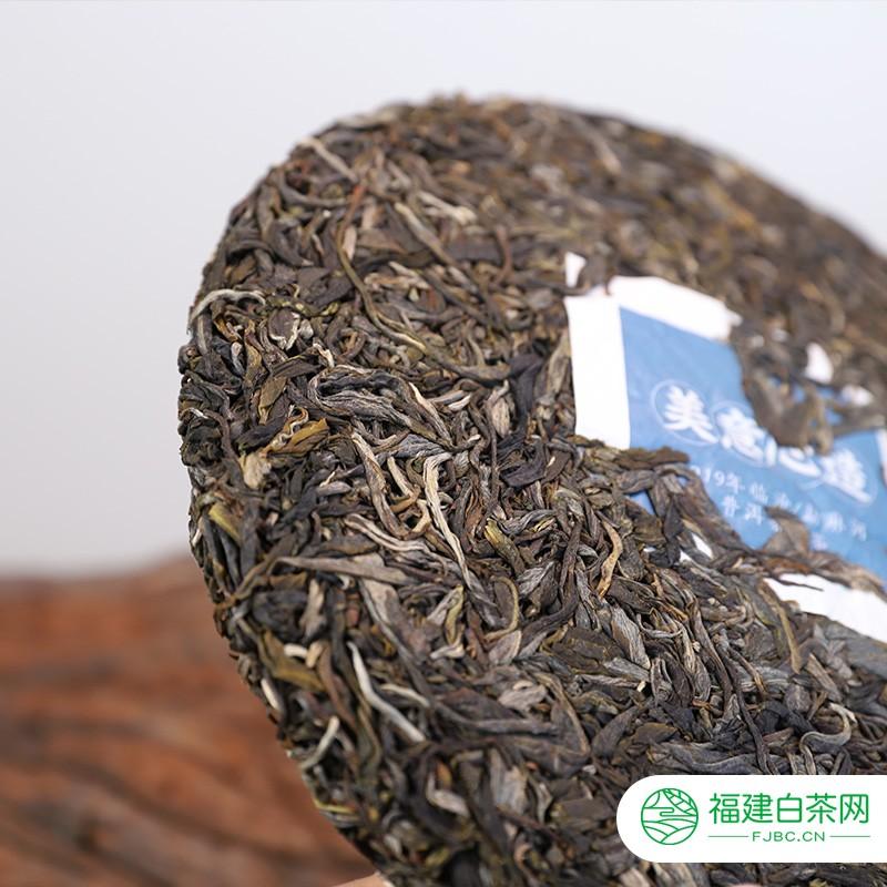 两款生茶的故事:问山溯源跟美意心造的区别