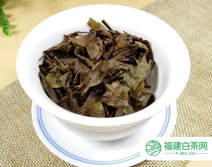 白茶能保存多久
