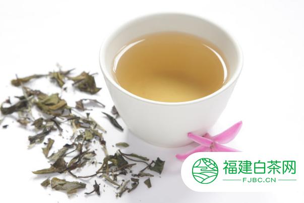 喝白茶能不能减肥