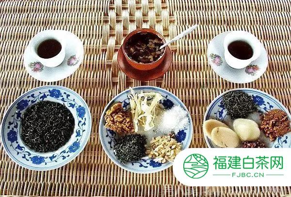 盘点:令人叹服的云南少数民族茶俗