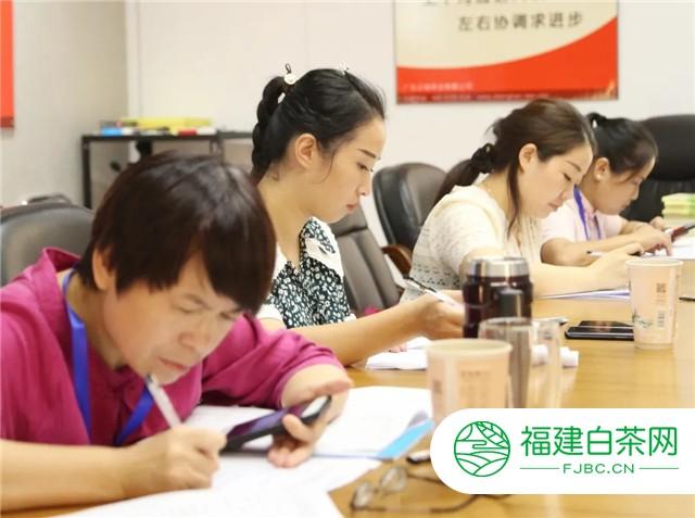 正皓第二十一期《茶店茶馆经理人》职业技能培训圆满成功!