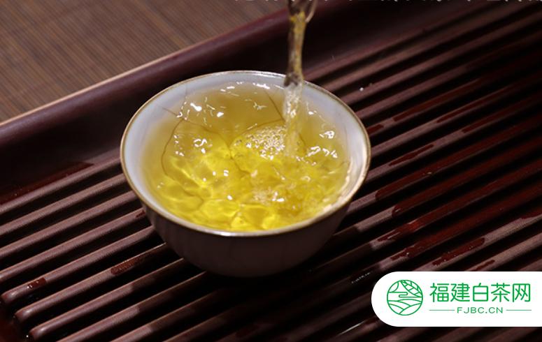 喝白牡丹茶的功能与作用