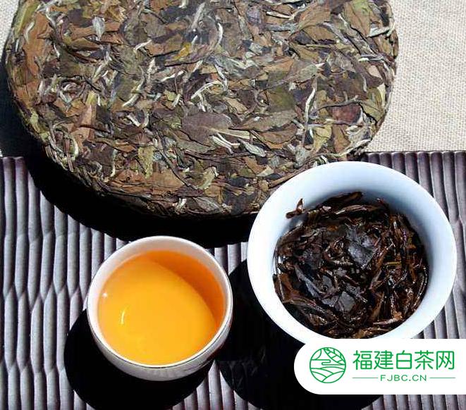 陈年白茶寿眉有些什么功效