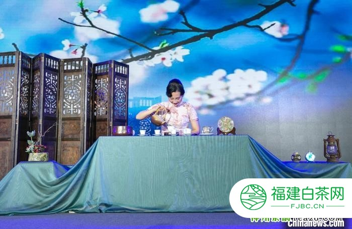 六大茶类亮相中国(珠海)国际茶业博览会