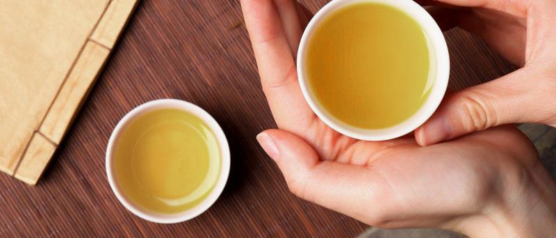 广东三大名茶之—紫金蝉茶