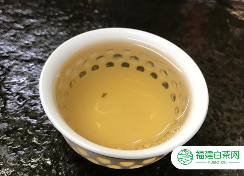 简易福鼎白茶制作过程