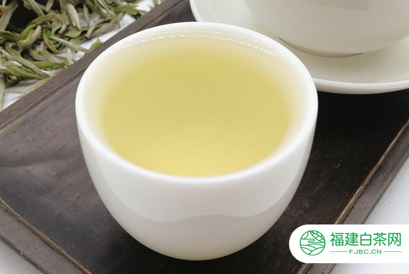 白茶功效与药用价值